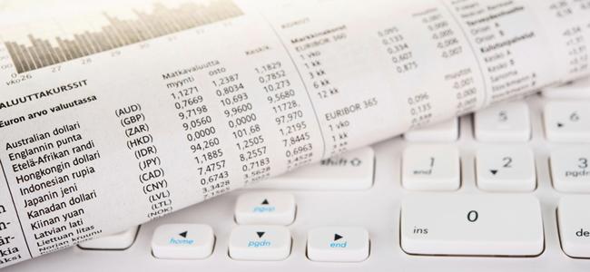 Financiële herstructurering